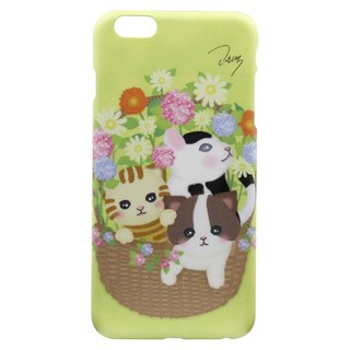 Sigema X Mi-Ae-Hong Case for iPhone 6 Plus / cat baskets Phone Case