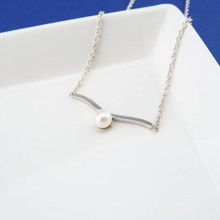 Seagull・Necklace Sterling Silver