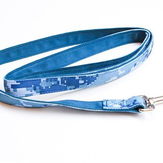 Lanyard (large) geometric print (for L, M harness and collar)