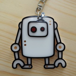 [Followwear] Beep robot key ring classic color