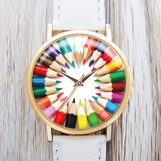 Colored Pencils - Women's Watches/Men's Watches/Neutral Watches/Accessories [Special U Design]