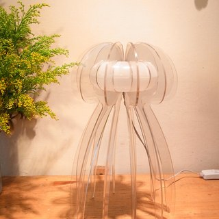 LED jellyfish night light