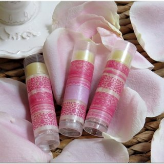 Horse Oil rose lavender balm material package