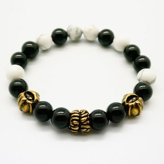 Brain & Eyes Brain & Eye Joint Bone Bracelet