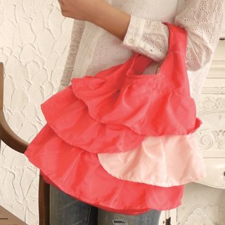 [DUAL STYLE] Japanese hit color skirt bag