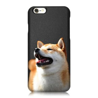 Shiba Dog Mobile Shell Super Meng Shiba Dog Doodle iPhone7 Plus Mobile Shell
