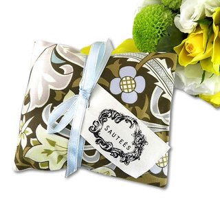 Sautees Happy SPA Herbal Warm Pack (S vanilla flavored cotton)