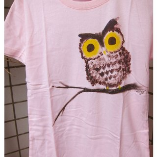 Hand-painted clothing owl sister -Winwing