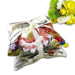 Sautees Happy SPA Herbal Warm Pack (L Vanilla Satin Pure Silk)