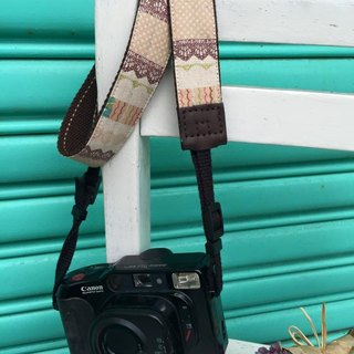 ﹝ Clare cloth hand-made Japanese paper tape ﹞ style camera strap