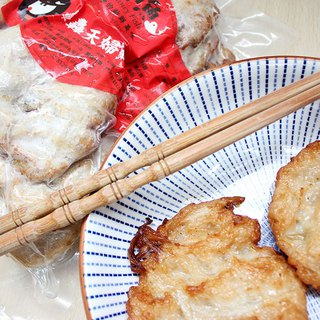 Mid-Autumn barbecue fun - bombarded tempura 500g (black pepper squid squid tempura)