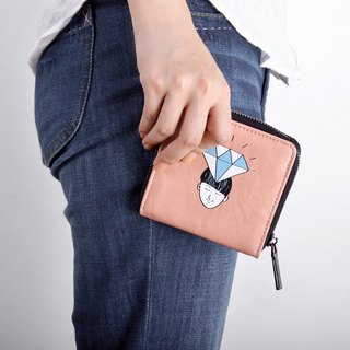 KIITOSPU short wallet - Diamond M