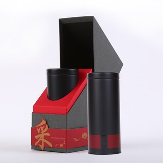 Collection of fashionable tea gift box (special Jinxuan black tea)