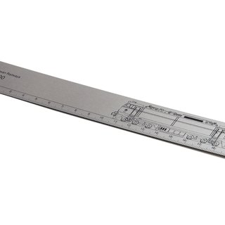 TRA stainless steel ruler - Juguang number (E200)
