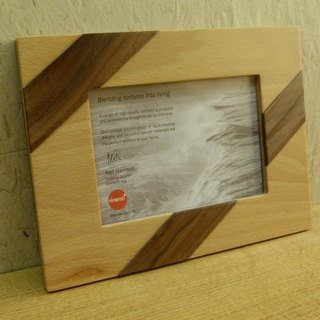 Zen Photo Frame for 4x6 (10 x 15cm) 頂級工藝相框 - 3P041