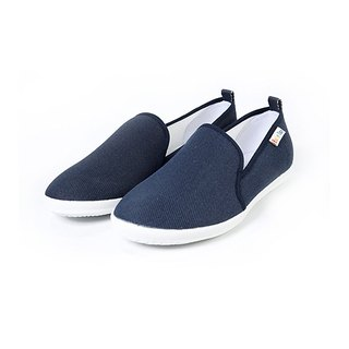 """Baby Day"" simple comfort casual shoes ""Women shall"" dark blue shoes paternity shoes"