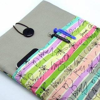 "11"" to 13"" MacBook Pro case, MacBook Air cover, Custom tablet (M-57)"