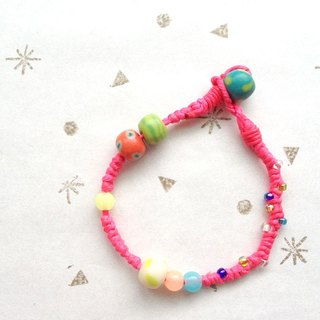 [Tomoq] small universe bracelet ordered