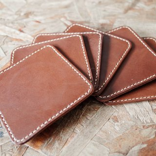Shekinah Handmade Leather - High Quality Coaster Single Entry