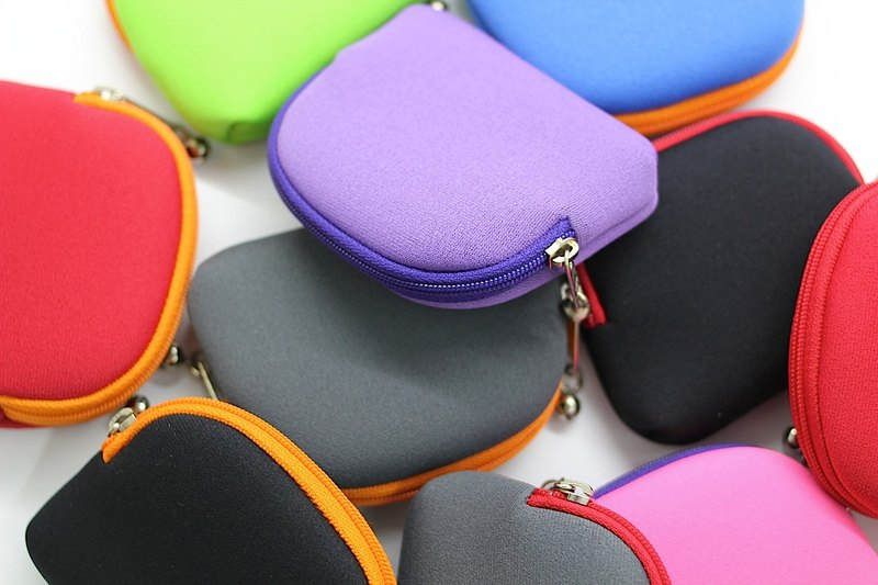 50's Coin Pouch. Retro purse [New Colors!]