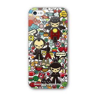 PIXOSTYLE iPhone 5 / 5S Style Case protective shell tide 267