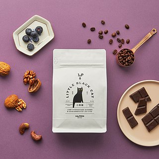 [Little Black Cat] Specially formulated coffee beans / half pounds