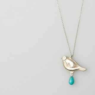 I-Shan13 | Bird Water Drop Necklace