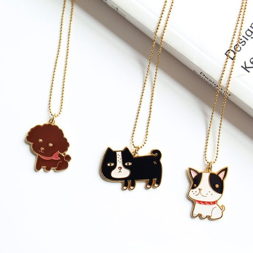 U-PICK original product life pet necklace simple wild fashion accessories decorative chain popular