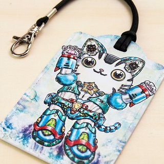 Good meow Universal Card Case - Mew King