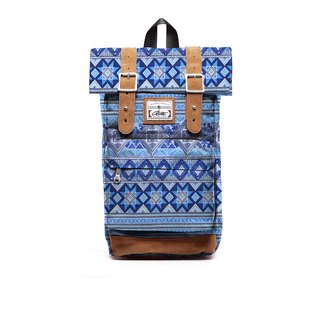 2015 RITE new color debut | Flight Bag - blue totem |