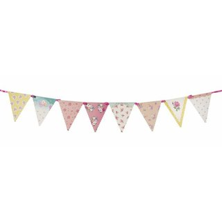 """Wonderful taste party bunting § 2"" Britain Talking Tables Party Supplies"