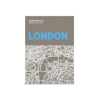 Palomar│ describe a transparent description city map < London >