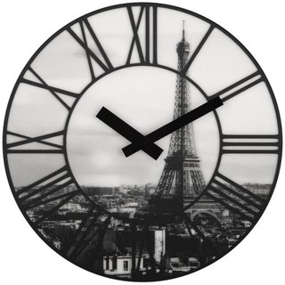 NeXtime - La Ville 3D Eiffel Tower clocks
