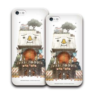 PIXOSTYLE iPhone 5 / 5S Style Case tofu chariot 292