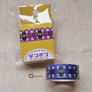VQ-goods x Shinzi Katoh Kato Shinji Joint Lace Paper Tape (MDT04-29)
