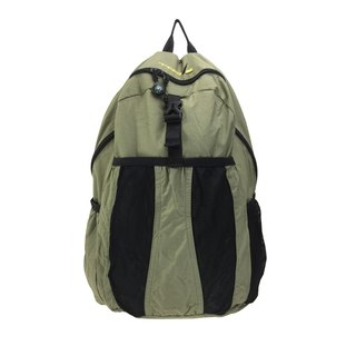 Tools gravity-free storage type backpack:: lightweight:: camping:: travel:: sports #Japan version khaki
