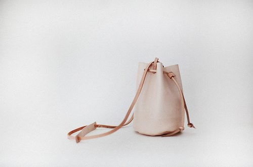 joydivision vintage 2015 MINI bucket bag cowhide leather female models small bucket women shoulder primary