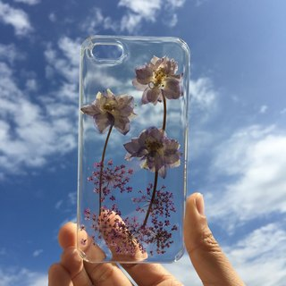 iPhone 6s case Phone Case iPhone 6s Plus case mobile phone sets delphinium flower dried plant specimens Phone Case iPhone 4 / 4s / 5 / 5s / 6 / 6s / 6plus / 6s plus / Samsung s4 / s5 / s6 / Note2 / Note3 / Note4 / Note5