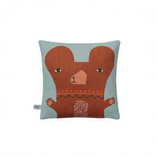 Baby Bear Cotton Pillow | Donna Wilson
