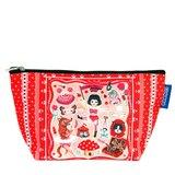 Only Two 小紅帽異想馬戲團| 小船包| 化妝包|隨身包|零錢包| 手拿包| 包中包|防潑水設計