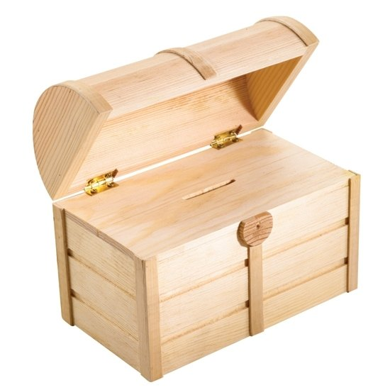 """Red ToolBox"" Woodpecker artisans box chest save money"