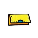 JumpFromPaper 鎂光燈黃色錢夾