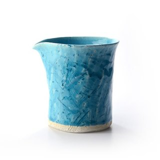 Turkey blue evening twilight pour cup