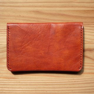 Leather wallet - 簡單皮夾