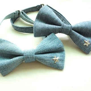Milk cowboy tie (light blue jeans SOLD OUT)