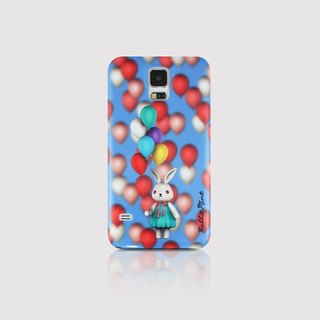 Samsung S5 Case - Merry Boo Balloon (M0008)
