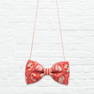 K0018 Necklace, Hairband, Pet Collar, Toddler Bow tie