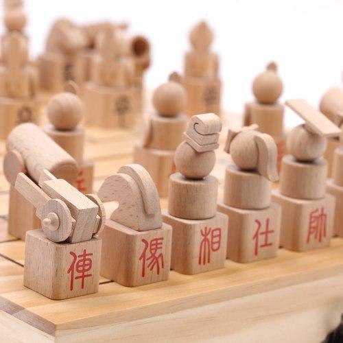 <腦力激盪>立體象棋