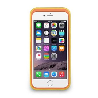iPhone 6 / 6s -The Trim Series (upgrade version) - hit the color can be vertical protective frame (protection upgrade version)
