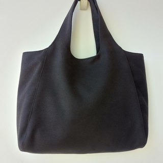 Autumn suede bag (dark brown)